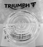 Triumph Turn Signal Lens: T2708502