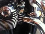 FeS Custom Billet Exhaust Collars Thunderbird/Storm