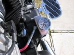 NB Engine Mount Oil Pressure Gauge: NBEMOPG
