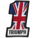 Triumph No.1 Patch: S0250